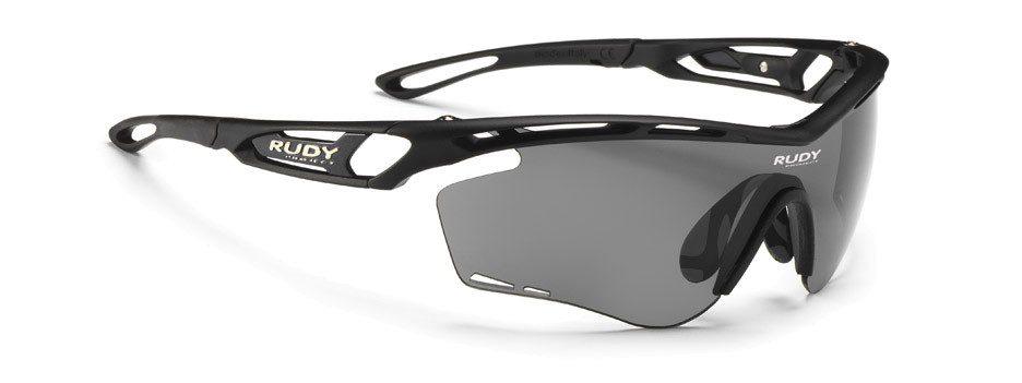 sp391006-0000 משקפי שמש דגם TRALYX של רודי פרוג'קט, צבע שחור