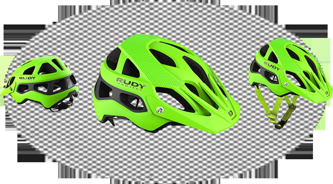 PROTERA helmet green