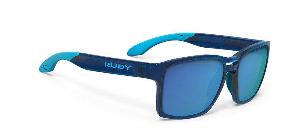 SP573977 משקפי שמש דגם PINAIR 57 של רודי פרוג'קט, צבע כחול