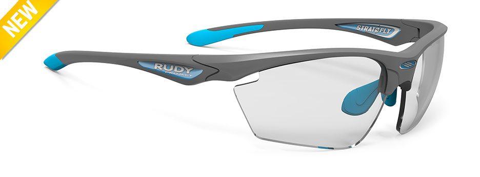 SP237375 משקפי שמש SPINHAWK של רודי פרוג'קט צבע אפור עדשות מתכהות