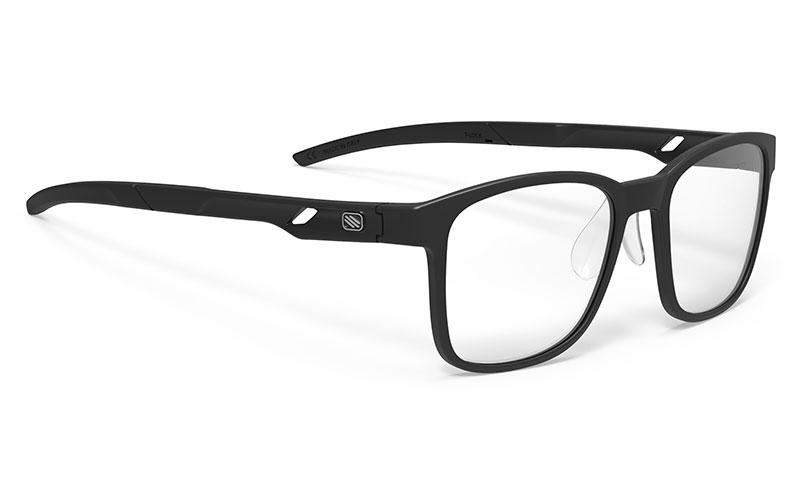 SP640A06-0000-STEP משקפי ראיה דגם STEP של רודי פרוגקט- המשקפיים של יובל שמלא. בצבע שחור