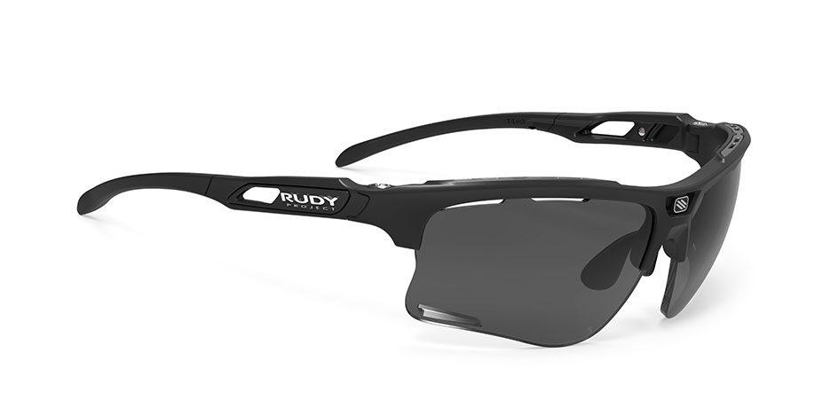 SP505906-00 משקפי שמש רודי פרוגקט דגם KEYBLADE צבע שחור עדשות פולורייזד