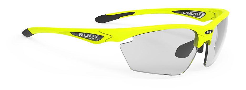 SP237376-00 משקפי שמש SPINHAWK של רודי פרוג'קט צבע צהוב עדשות מתכהות
